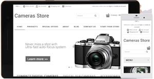 cameras e-store