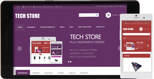 techstore e-shop