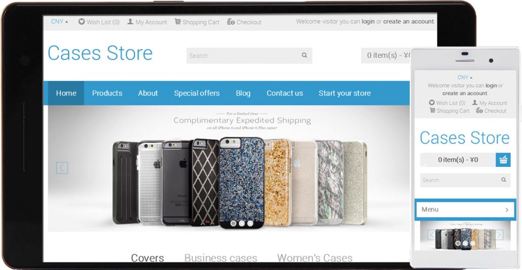 Cases Store