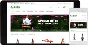 garden e-store